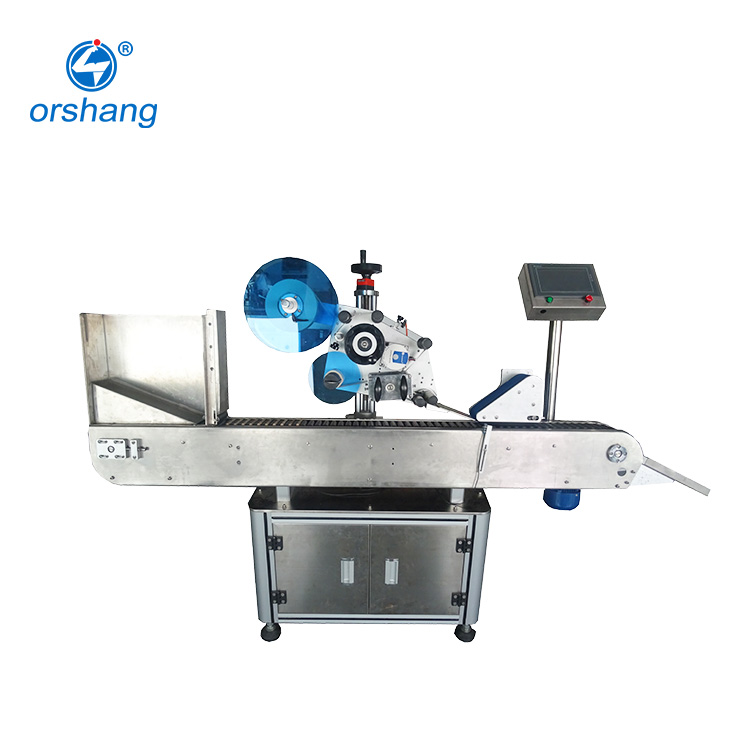 Bottle Labeling Machine with belt label AS-C05